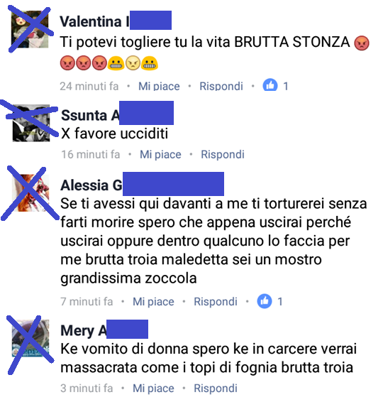 Commenti Valentina 7