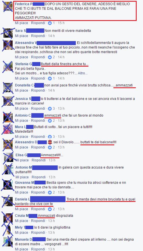Commenti Valentina 1