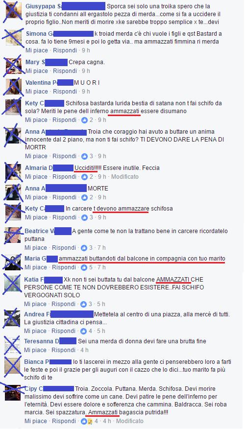 Commenti Valentina 3