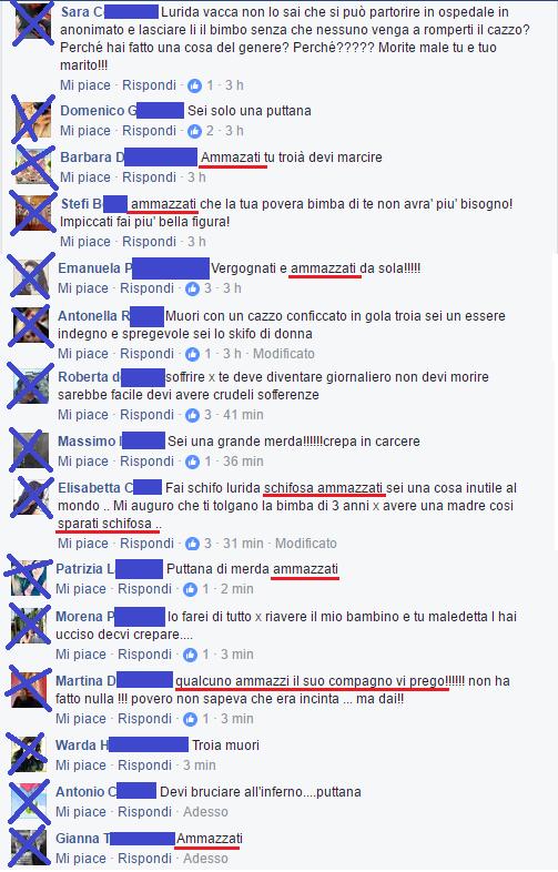 Commenti Valentina 4
