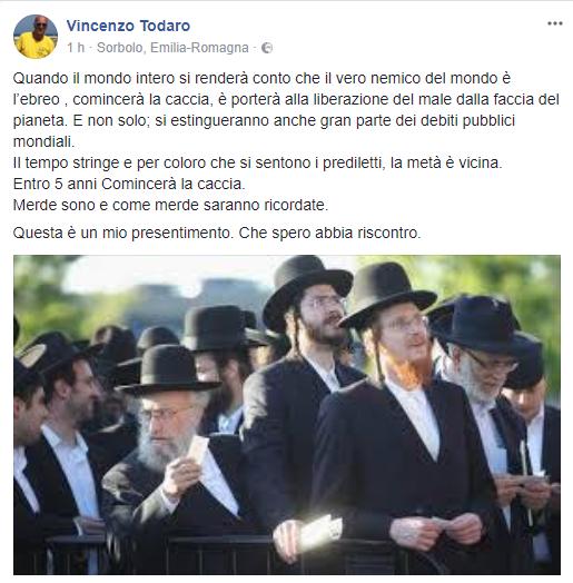 Todaro ebrei