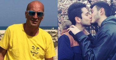 Vincenzo Todaro antisemita e omofobo